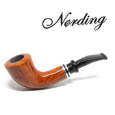 Erik Nørding - Royal Flush Ace - Smooth 9mm Filter Pipe