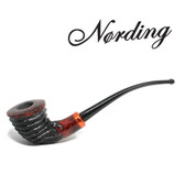 Erik Nørding - Royal Flush Jack - Churchwarden Pipe