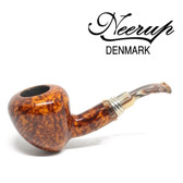 Neerup - Classic  Series -  Gr 4 Semi Bent Acorn Pipe  (Smooth)