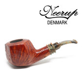 Neerup - Classic  Series -  Gr 2 Panelled  Pipe  (Sandblast) 9mm
