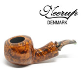 Neerup - Basic Series -  Gr 3 Semi Bent Pot Pipe (Smooth)