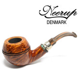 Neerup - Classic  Series -  Gr 4 Bent Bulldog Pipe  (Smooth)