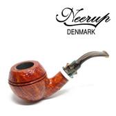Neerup - Classic  Series -  Gr 2 Bulldog  Pipe  (Sandblast)
