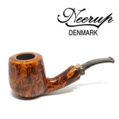 Neerup - Basic Series -  Gr 3 Bent Billiard Pipe (Smooth)  9mm