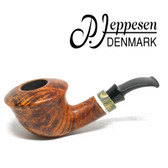 Peder Jeppesen - IDA Gr 2 Bent  Sitter (Smooth)  Pipe