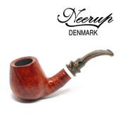 Neerup - Classic  Series -  Gr 2 Tall Brandy  Pipe  (Sandblast)