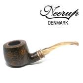 Neerup - Classic  Series -  Gr 2 Pot  Pipe  (Sandblast)