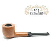 GQ Tobaccos - Cognac Briar - Pot Pipe