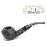 GQ Tobaccos - Shadow Briar - Bent Bulldog Pipe