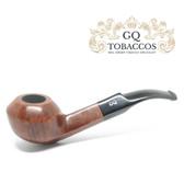 GQ Tobaccos - Tawny Briar - Bent Bulldog Pipe