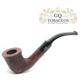 GQ Tobaccos - Merlot Briar - Bent Calabash Pipe