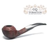 GQ Tobaccos - Merlot Briar - Bent Bulldog Pipe