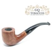 GQ Tobaccos - Tawny Briar - Bent Pot Pipe