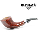 Rattray's -Icebreaker-  Terracotta  -  Smooth 9mm Filter Pipe