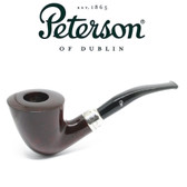 Peterson - River Collection - Suir - Red Fishtail Pipe