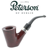 Peterson - River Collection - Corrib - Red Fishtail Pipe
