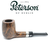 Peterson - River Collection - Liffey - Brown Fishtail Pipe