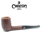 Chacom - Selected Straight Grain - Sandblast X - Billiard 9mm Filter Pipe