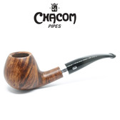 Chacom - Coffret Brown  - Bent Brandy -  9mm Filter Pipe