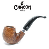 Chacom - Coffret Brown  - Bent -  9mm Filter Pipe