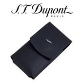 ST Dupont - Slim 7 Leather Lighter Case - Black