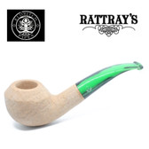 Rattrays - Fudge -  142 Sandblast - 9mm Filter Pipe