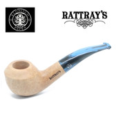 Rattrays - Fudge -  142 Smooth - 9mm Filter Pipe
