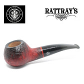 Rattrays - Eldritch -  22 Red Sandblast - 9mm Filter Pipe