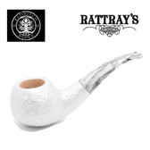 Rattrays - Sovereign -  23 Silver - 9mm Filter Pipe