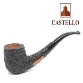 Castello -  Sea Rock Briar - Bent Billiard (KKKK)  - Pipe
