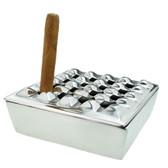 Aluminium Cigar Ashtray - 16 Hole