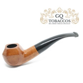 GQ Tobaccos - Virgin Briar - Panelled Pipe