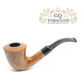 GQ Tobaccos - Virgin Briar - Calabash Saddle Stem Pipe
