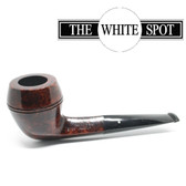 Alfred Dunhill - Amber Root  - 5 104 - Group 5 - Bulldog - White Spot