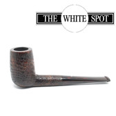 Alfred Dunhill - Cumberland - 4 112  - Group 4  - Chimney - White Spot