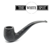 Alfred Dunhill - Ring Grain - 4 102 - Group 4 - Bent  - 9mm Filter Pipe
