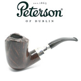 Peterson - Freehand -Silver Army Mount Pipe