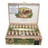Brick House  - Double Connecticut -  Robusto - Box of 25 Cigars