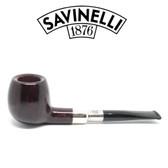 Savinelli - Red Spigot - 207 - 6mm Balsa