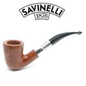 Savinelli - Natural  Spigot - 611 - 6mm Balsa