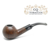 GQ Tobaccos - Mocha Briar - Matt Ball - 9mm Filter Pipe