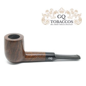 GQ Tobaccos - Mocha Briar - Billiard - 9mm Filter Pipe