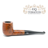 GQ Tobaccos - Caramel Briar - Billiard - 9mm Filter Pipe