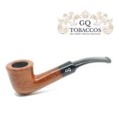 GQ Tobaccos - Caramel Briar -  Dublin - 9mm Filter Pipe