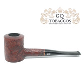 GQ Tobaccos - Merlot Briar - Poker Pipe