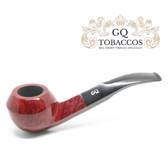 GQ Tobaccos - Auburn Briar - Bulldog Pipe