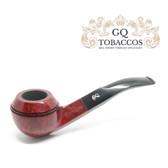 GQ Tobaccos - Auburn Briar - Bulldog (2) Pipe