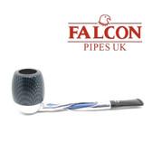 Falcon - Shillelagh (Polished/ Blue) with Carbon Fibre Blue Billiard Bowl