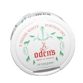 Odens - X - Treme White Wintergreen - Tobacco Chew Bags - 22mg