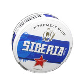 Siberia - -80 Degrees Xtremely Blue White - Tobacco Chew Bags - 43mg (Extra Strong)